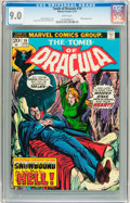 Bronze Age (1970-1979):Horror, Tomb of Dracula CGC Group (Marvel, 1974-77).... (Total: 5 ComicBooks)