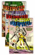 Silver Age (1956-1969):Horror, Tales of the Unexpected #68-82 Group (DC, 1962-64) Condition:Average VG.... (Total: 15 Comic Books)