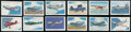 "Non-Sport Cards:Sets, 1940's T87 Wings Cigarettes ""Modern American Airplanes"" Collection(190). ..."