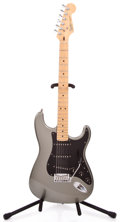 Musical Instruments:Electric Guitars, 1999 Fender Stratocaster USA Inca Silver Solid Body Electric Guitar#N979173...
