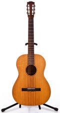 Musical Instruments:Acoustic Guitars, 1966 Gibson GS-1 Natural Classical Guitar #544283...