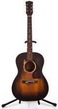 Musical Instruments:Acoustic Guitars, 1952 Gibson LG-1 Sunburst Acoustic Guitar #Z279429...