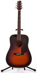 Musical Instruments:Acoustic Guitars, Recent Fender F-240 Sunburst Acoustic Guitar #87157689...