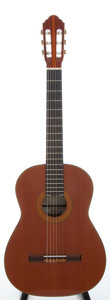 Musical Instruments:Acoustic Guitars, 1977 HOPF 071501 Natural Classical Guitar #N/A...