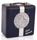 Musical Instruments:Amplifiers, PA, & Effects, 1950S Gretsch Electromatic Blue Two-tone Guitar Amplifier ...
