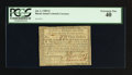 Colonial Notes:Rhode Island, Fully Signed Rhode Island July 2, 1780 $3 PCGS Extremely Fine 40.....