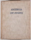 Books:Art & Architecture, Harry T. Peters. LIMITED. America on Stone: The Other Printmakers to the American People. [N. p.: Doubleday,...