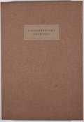 Books:Art & Architecture, Edmund Carpenter [editor]. INSCRIBED/LIMITED. Drawings by Enooesweetok of the Sikosilingmint Tribe of Eskimo, Fox Land, ...