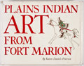Books:Americana & American History, Karen Daniels Petersen. Plains Indian Art From Fort Marion.Norman: University of Oklahoma Press, [1971]. First edit...