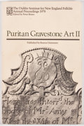 Books:Americana & American History, Fourteen Various Historical Pamphlets and Catalogs, including:...