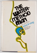 Books:First Editions, John Irving. The Water-Method Man. New York: Random House,[1972]. First edition, first printing. Octavo. Publisher'...