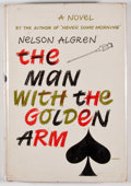 Books:First Editions, Nelson Algren. The Man With the Golden Arm. Garden City:Doubleday, 1949. First edition, first printing. Octavo. Pub...