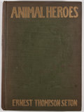Books:First Editions, Ernest Thompson Seton. Animal Heroes. New York: CharlesScribner's Sons, 1905. First impression. Octavo. Publisher's...