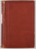 Books:First Editions, Janus. The Pope and the Council. Boston: Roberts Brothers,1870. First American edition. Octavo. Publisher's binding...
