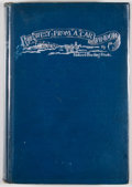 Books:First Editions, Richard Harding Davis. The West From a Car-Window. New York:Harper & Brothers, [1892]. Illustrations by Frederic ...