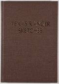 Books:Americana & American History, Robert W. Stephens. SIGNED. Texas Ranger Sketches. [Dallas:Robert W. Stephens, 1972]. First edition. Signed by the ...