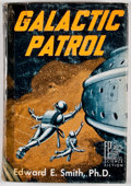 Books:First Editions, Edward E. Smith. Galactic Patrol. Reading: Fantasy Press,1950. First edition. Octavo. Publisher's binding and dust ...