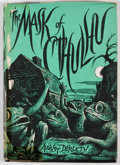 Books:First Editions, August Derleth. The Mask of Cthulhu. Sauk City: ArkhamHouse, 1958. First edition. Octavo. Publisher's binding a...