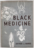 Books:First Editions, Arthur J. Burks. Black Medicine. Sauk City: Arkham House,[1966]. First edition. Octavo. Publisher's binding and dus...