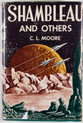 Books:First Editions, C. L. Moore. Shambleau. New York: Gnome Press, [1953]. Firstedition. Octavo. Publisher's binding and dust jacket. R...