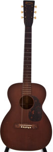 Musical Instruments:Acoustic Guitars, 1941 Martin 0-15 Natural Acoustic Guitar, #79202....