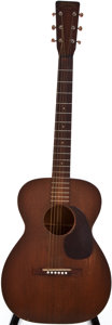 Musical Instruments:Acoustic Guitars, 1950 Martin 0-15 Natural Acoustic Guitar #116032...