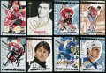 "Hockey Cards:Lots, 1994-95 Upper Deck ""Be a Player"" Hockey Signed Cards Lot of 85...."