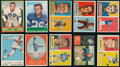 Football Cards:Lots, 1957-1966 Topps & Philadelphia Football Collection (). ...