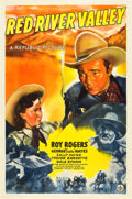 "Movie Posters:Western, Red River Valley (Republic, 1941). One Sheet (27"" X 41"").. ..."