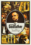 "Movie Posters:Crime, The Godfather (Paramount, 1972). Australian One Sheet (27"" X 40"")....."