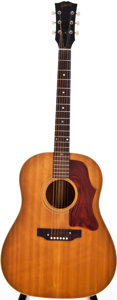 Musical Instruments:Acoustic Guitars, 1969 Gibson J-50 Adjustable Natural Acoustic Guitar, #564749....