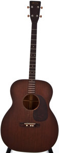Musical Instruments:Acoustic Guitars, 1952 Martin O-17T Natural Acoustic Tenor Guitar, #126913....