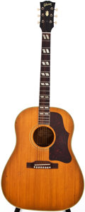 Musical Instruments:Acoustic Guitars, 1959 Gibson Country Western Natural Acoustic Guitar, #S1115....