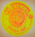 Music Memorabilia:Posters, Kaleidoscope Club - Canned Heat/The New Age/West Coast Pop ArtExperimental Band (1967)....