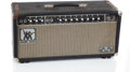 Musical Instruments:Amplifiers, PA, & Effects, 1970s Music Man HD-130 Reverb Black Guitar Amplifier #B007859...