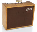 Musical Instruments:Amplifiers, PA, & Effects, 1950s Gibson Explorer Tweed Guitar Amplifier #114846...