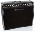Musical Instruments:Amplifiers, PA, & Effects, 1970s Traynor YGL-3 Black #6071008...