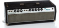 Musical Instruments:Amplifiers, PA, & Effects, 1968 Fender Bandmaster Silverface Guitar Amplifier #A32290...