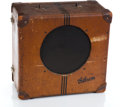 Musical Instruments:Amplifiers, PA, & Effects, 1930s Gibson EH150 Tweed Guitar Amplifier #3125...