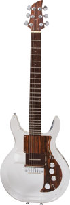 Musical Instruments:Electric Guitars, 1970 Ampeg Dan Armstrong Clear Solid Body Electric Guitar, #A1073D....