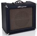 Musical Instruments:Amplifiers, PA, & Effects, 1960s Ampeg Revberocket Blue Guitar Amplifier #312387...