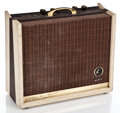 Musical Instruments:Amplifiers, PA, & Effects, 1960s Kay 104 Two-tone Guitar Amplifier...