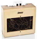 Musical Instruments:Amplifiers, PA, & Effects, 1960s Serenader Student Tan Guitar Amplifier ...
