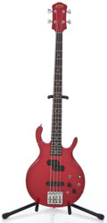 Musical Instruments:Bass Guitars, 1980's Pedulla MVP Cardinal Red Electric Bass Guitar #0522...