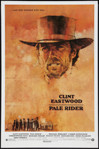 """Pale Rider (Warner Brothers, 1985). One Sheet (27"""" X 41""""). Western"""