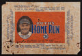 "Baseball Collectibles:Others, 1928 Babe Ruth ""Ruth's Home Run"" Candy Wrapper...."