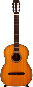 Musical Instruments:Acoustic Guitars, 1969 Martin N-10 Natural Classical Guitar, #244632....