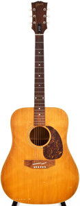 Musical Instruments:Acoustic Guitars, 1970 Gibson J-50 Natural Acoustic Guitar, #904538....