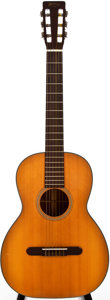Musical Instruments:Acoustic Guitars, 1962 Martin 00-18C Natural Classical Guitar, #183287....
