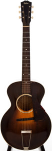 Musical Instruments:Acoustic Guitars, 1929 Gibson L-3 Sunburst Archtop Acoustic Guitar #89151...